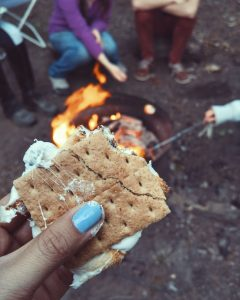 food should go on your camping checklist