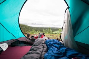 a tent is a must have item on your camping checklist